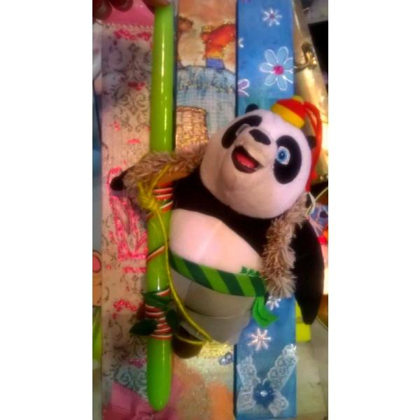 Λαμπάδα Kung Fu Panda 3 Po