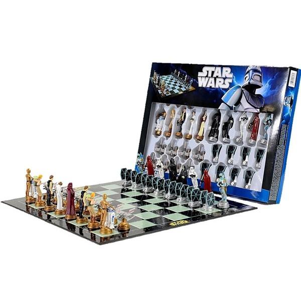 Σκάκι Συλλογής 3d Πόλεμος Των Άστρων