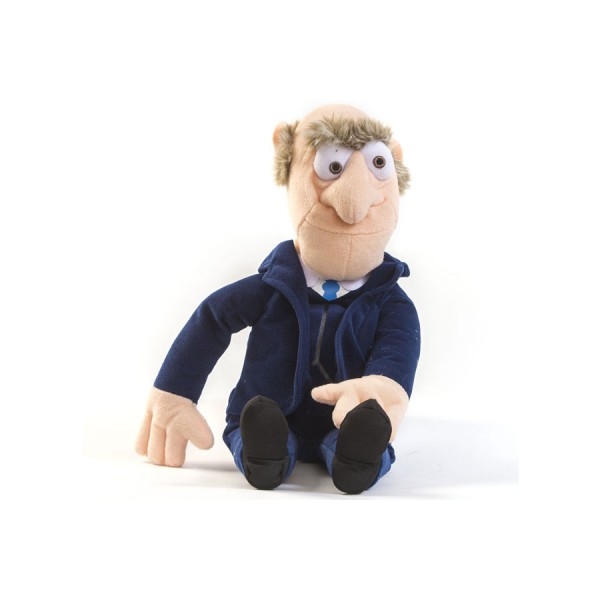 Ο Γέρος Του Muppet Show  Στάτλερ Σε Λούτρινα