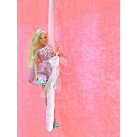 Λαμπάδα Barbie Κούκλα