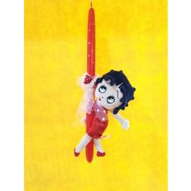Σακίδιο Betty Boop Rider Kitty