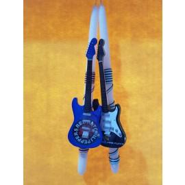 Λαμπάδα Ηλεκτρική Κιθάρα Pink Floyd, Red Hot Chili Peppers