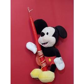Λαμπάδα Μίκυ Mickey Disney Λούτρινο