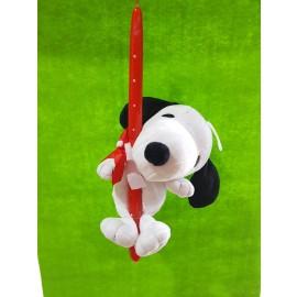 Λαμπάδα Snoopy Σνούπι Λούτρινο