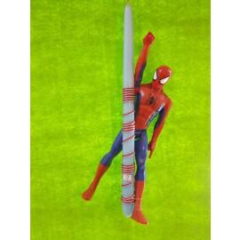 Λαμπάδα Spiderman Φιγούρα