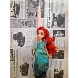 Λαμπάδα με Κούκλα Μικρή Γοργόνα Άριελ