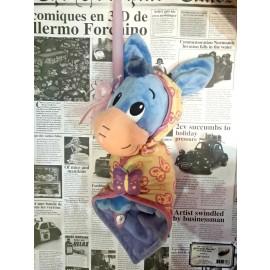 Λαμπάδα Winnie The Pooh- Γκαρής Μωρό Λούτρινο