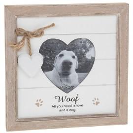Κορνίζα Σκύλων Woof