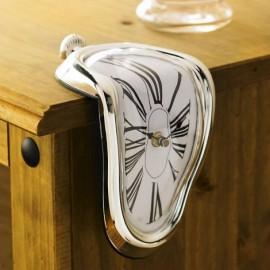 Melting Clock Το Ρολόι που Λιώνει Εμμονή της Μνήμης