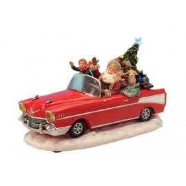 Μουσικό Άγιος Βασίλης Στο Καμπριολέ