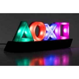 Φωτιστικό με USB με Σχέδιο Playstation
