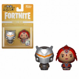 FORTNITE  Funky Pop Omega & Valor  Skull Trooper & Ghoul Trooper