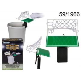 Ποδοσφαιρικό Τέρμα για Καλάθι Σκουπιδιών