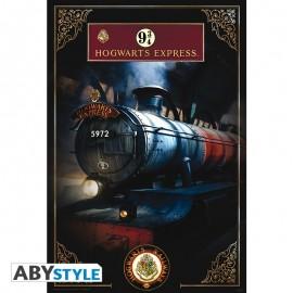 Πόστερ Χάρι Πότερ « Hogwarts Express » Rick & Morty Marvel Stranger Things