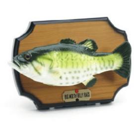 Το Ψάρι Που Τραγουδάει Και Χορεύει ''Billy Bass''