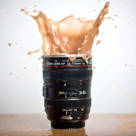 Κούπα  Φακός Φωτογραφικός  Μολυβοθήκη  Θερμός  Βάζο