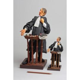Ο Δικηγόρος Σε Συλλεκτική Φιγούρα Από Το Forchino