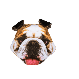 Μαξιλάρια Με Σκυλάκια- Bulldog