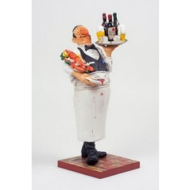 Ο Σερβιτόρος  Του Forchino