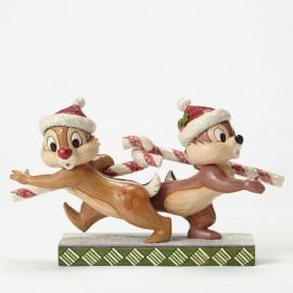 Τσιπ Και Ντέιλ Μπερδεμένα Χριστουγεννιάτικα  Ζαχαρωτά