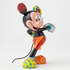 Mickey and Minnie Mouse by Britto