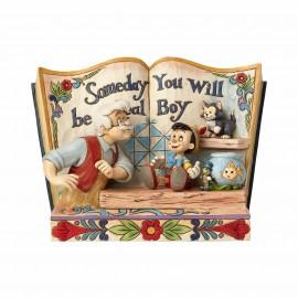 Μια Μέρα θα Γίνεις Αληθινό Αγόρι Πινόκιο.