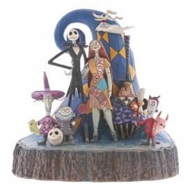 Αγαλματίδιο Συλλογής Disney Nightmare Before Christmas