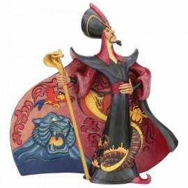 Αγαλματίδιο Disney Τζαφάρ Βλαβερή Οχιά