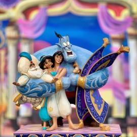 Aγαλματίδιο Συλλογής Group Hug με τον Αλαντίν από την Disney