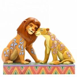 Disney Σίμπα και Νάλα- ο Βασιλιάς των Λιονταριών από το Jim Shore