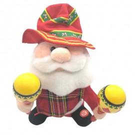 Άγιος Βασίλης Με Μαράκες Χορεύει και Τραγουδάει