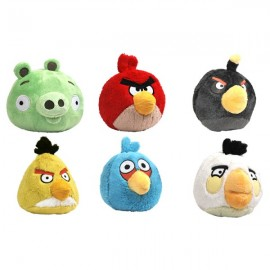 Angry Birds Λούτρινα Ζωάκια