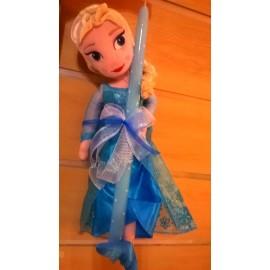 Λαμπάδα Έλσα- Άννα Frozen Disney