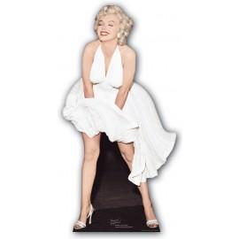 Φιγούρα Από Χαρτόνι Πραγματικού Ύψους Marilyn Monroe