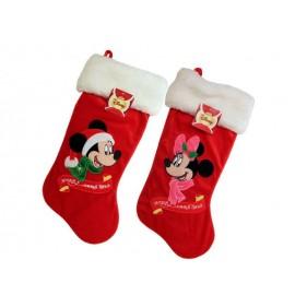 Χριστουγεννιάτικες Κάλτσες Disney Mickey Και Minnie