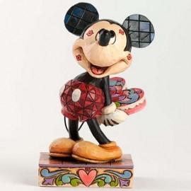 Disney Traditions- Ο Μίκυ Χειροποίητη Φιγούρα
