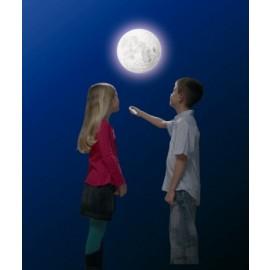 Φωτιζόμενο Φεγγάρι Με Κοντρόλ