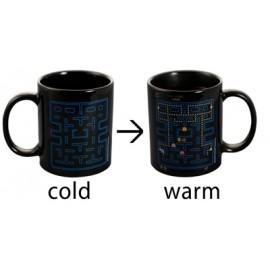 Κούπα Pacman- Αλλαγή Θερμότητας