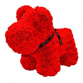 Κόκκινο Τριανταφυλλένιο Σκυλάκι
