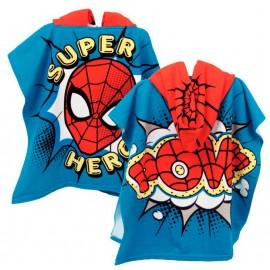 Spiderman Ponjo Πετσέτα Θαλάσσης