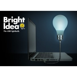 Bright Idea- Φως Νυκτός Γλόμπος Με Usb