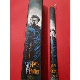 Λαμπάδα με Ξύλινο Κουτί Harry Potter- Χάρι Πότερ