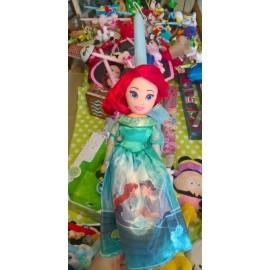Λαμπάδα Πριγκίπισσες Disney Χιονάτη, Σταχτοπούτα, Άριελ Λούτρινο
