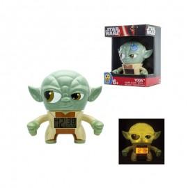 Ρολόι Ξυπνητήρι Πόλεμος των Άστρων Yoda