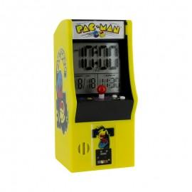 Pac-Man Κονσόλα Ρολόι Ξυπνητήρι