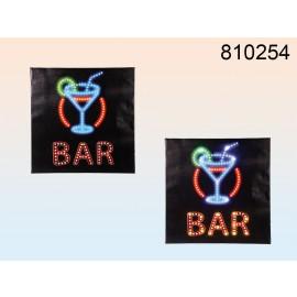 Φωτιζόμενος Πίνακας Bar Leds