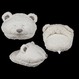 Αρκούδος Παντόφλα Γίγας για να κρατάει Ζεστά τα Πόδια