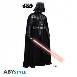 Αυτοκόλλητο Τοίχου Darth Vader Πραγματικό Μέγεθος