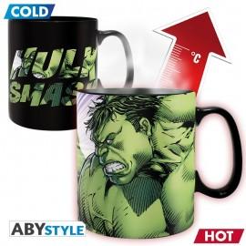 Κούπα Αλλαγής Θερμότητας με τον Hulk