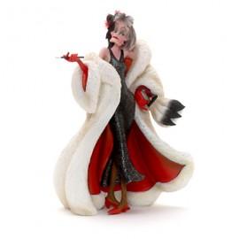 Η Κρουέλα Σε Συλλεκτική Φιγούρα Από Τη Disney Showcase Haute-Couture